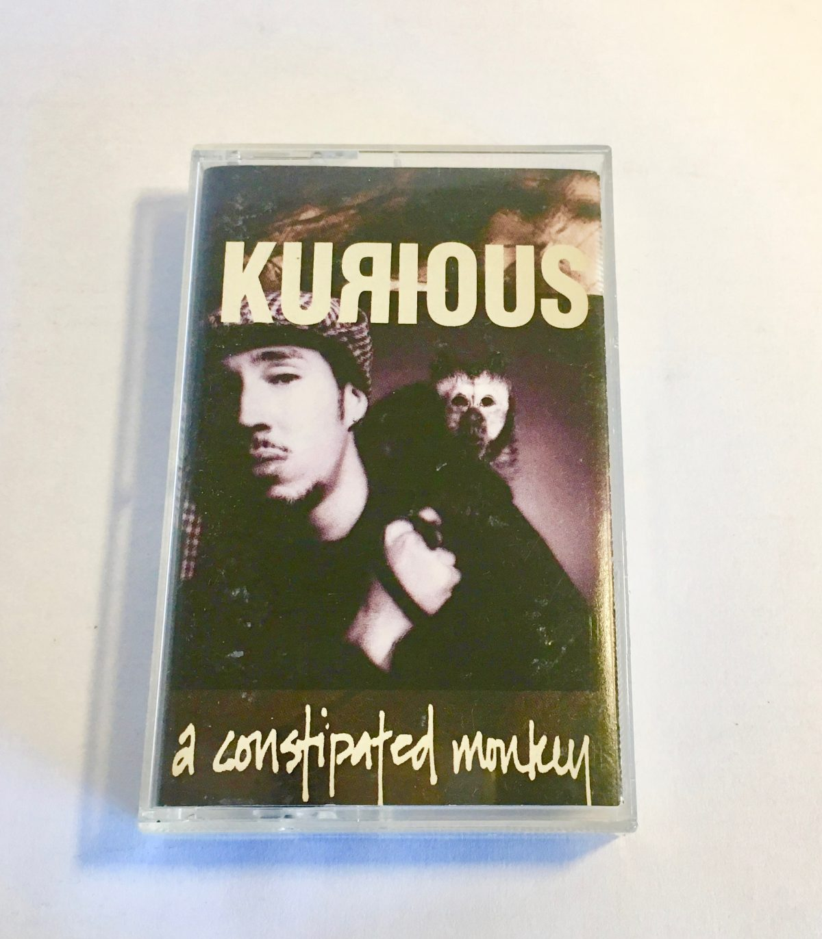 Kurious-A constipated Monkey