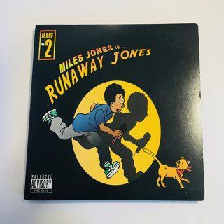 Miles Jones - Miles Jones Is . . . Runaway Jones (Mojo Records (16)) CD, Album