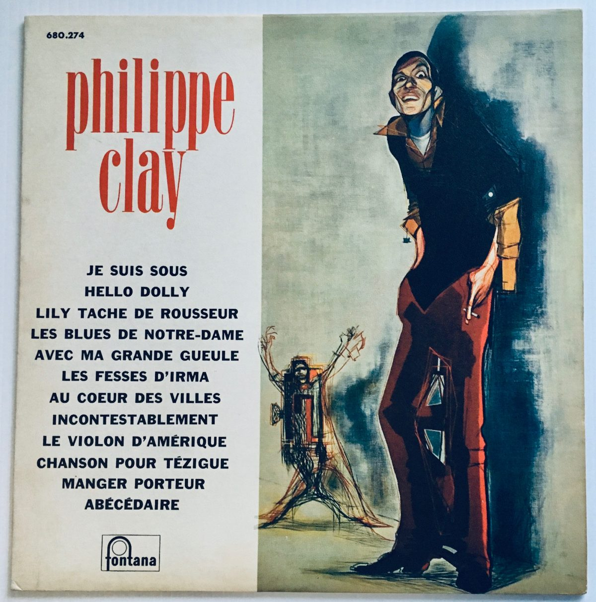 Philippe Clay – Philippe Clay