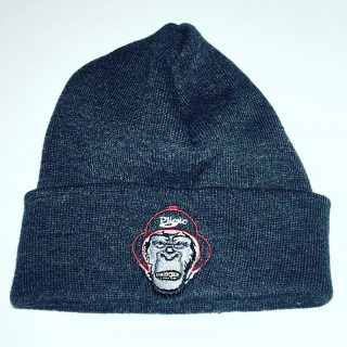Phono-Gorille-Tuques-Grise-Charcoal-2018 //Phono-Gorilla-Beanies-Gray-Charcoal-2018
