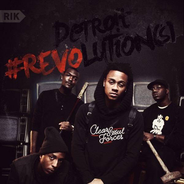 Clear Soul Forces - Detroit Revolution