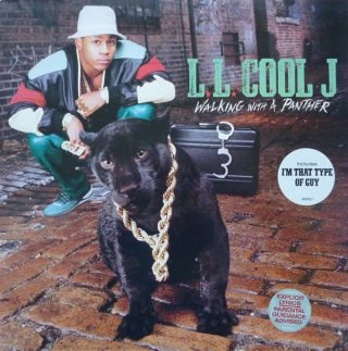 LL Cool J ‎– Walking With A Panther