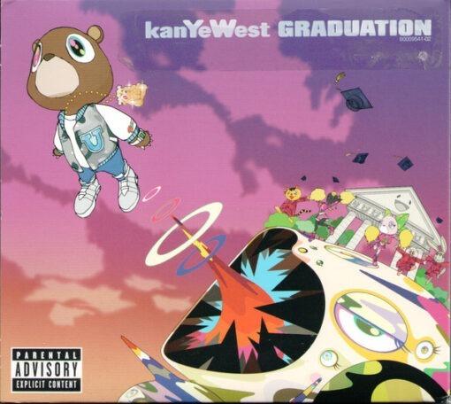 Kanye West – Graduation (CD, Album)