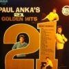 Paul Anka - Paul Anka's 21 Golden Hits (LP, Comp, RE)