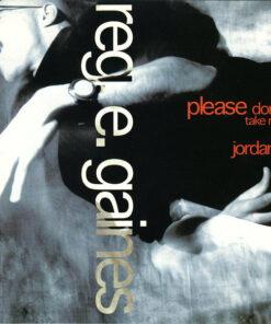 Reg. E. Gaines* – Please Don't Take My Air Jordans (CD, Album)
