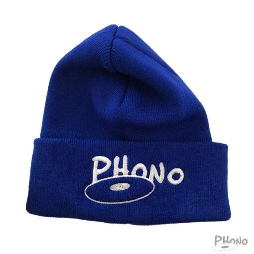 Phono-Tuque-Logo-Original-Bleu